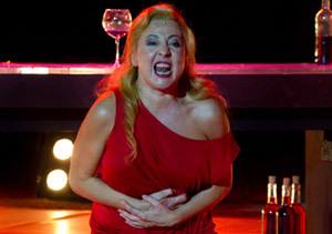 Carmen Machi es Helena de Troya en 'Juicio a una zorra'