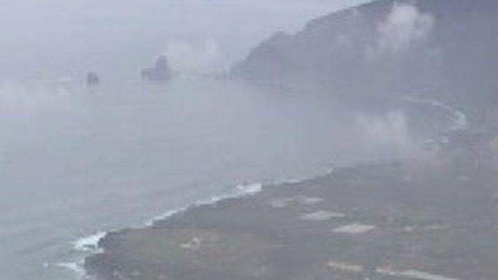Los científicos barajan un nuevo escenario para la erupción en el norte de El Hierro