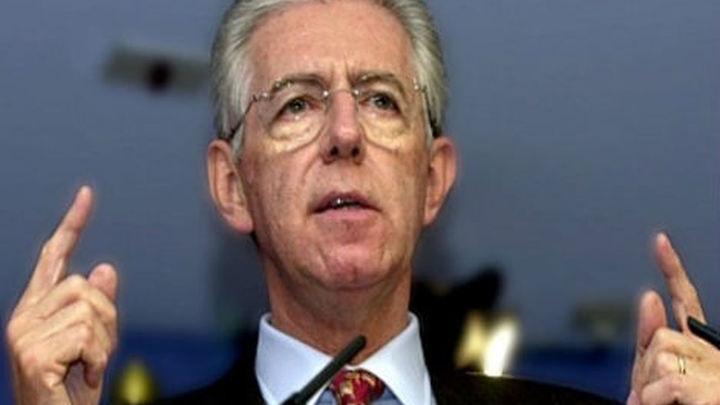 Monti dice que guiará una coalición de partidos centro pero no será candidato