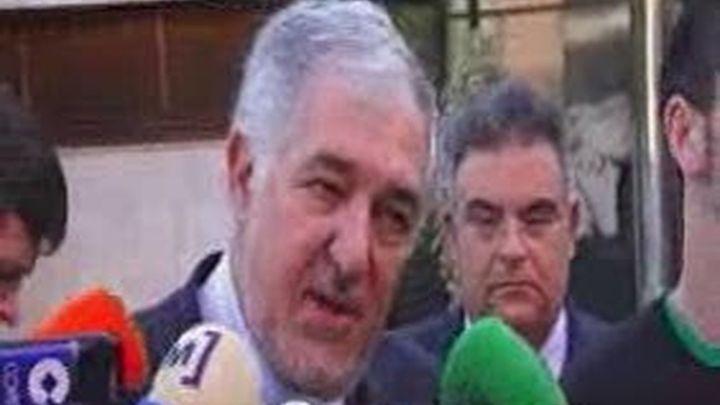 """Conde-Pumpido: la Fiscalía no dará """"ningún  trato diferencial"""" a las investigaciones sobre Urdangarín"""