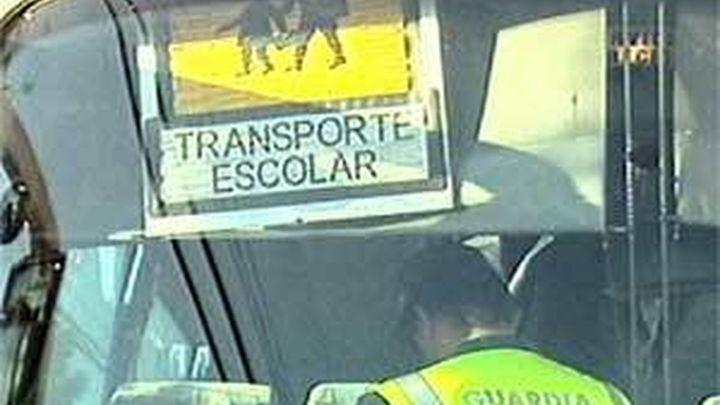 Tráfico realizará esta semana una campaña especial  de vigilancia de autocares escolares
