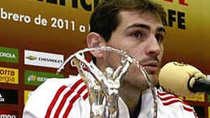 Iker Casillas bate hoy el record de partidos internacionales con España