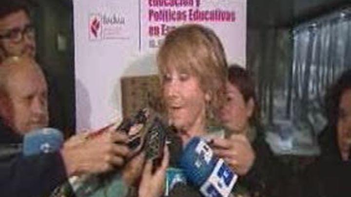 Aguirre: no saben ya qué hacer para justificar una huelga que es política
