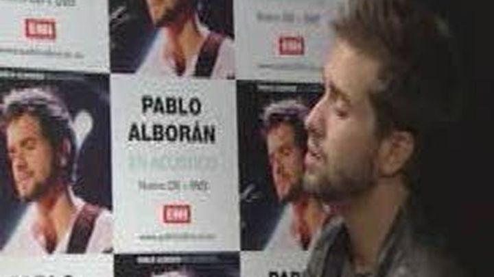 Pablo Alborán vuelve 'En Acústico'