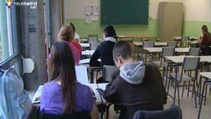 La Consejería cifra entre el 2% y el 18% el seguimiento de la huelga de educación en Madrid