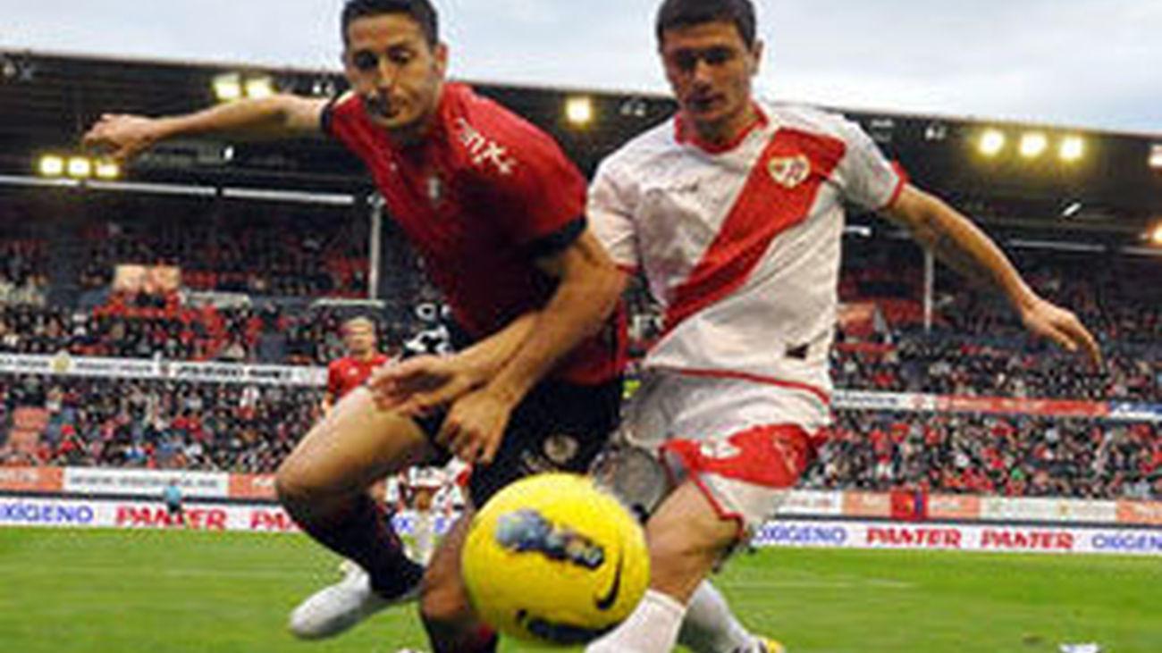 Osasuna Rayo Vallecano 0-0