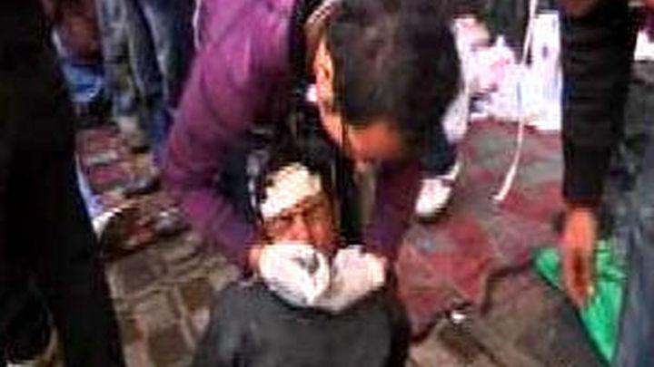 Mueren 33 personas en los enfrentamientos en la plaza Tahrir de El Cairo