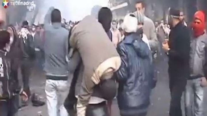 El ministro egipcio de Sanidad reconoce que hay muertos por heridas de bala