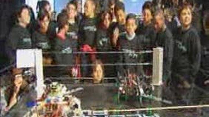 """""""Acero Puro"""" con Hugh Jackman pone de moda la robótica lúdica"""