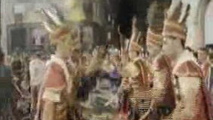 Las fiestas valencianas de Algemesí, patrimonio inmaterial de la Humanidad