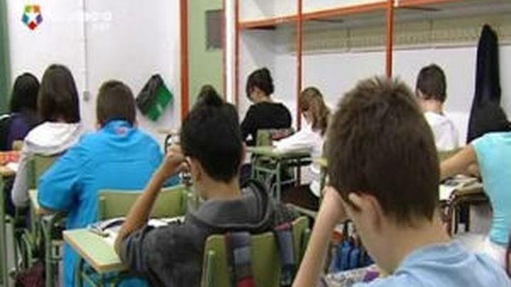 La Consejería cifra entre el 8,5% y 2% el seguimiento de la huelga en educación no universitaria