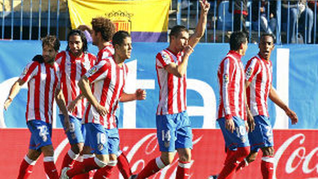 Atlético-Rayo