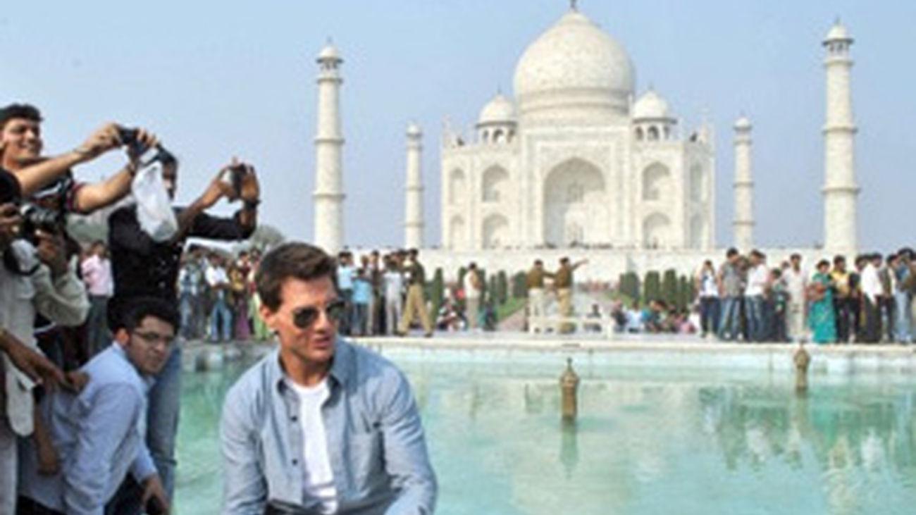 Tom Cruise en La India
