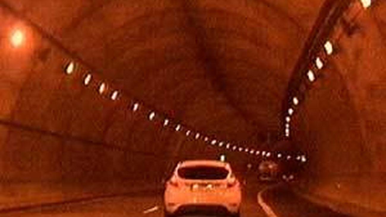 Entra en servicio un nuevo radar de tramo en los túneles de Guadarrama
