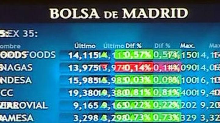 La bolsa española sube el 0,84 % por la mejora del empleo estadounidense