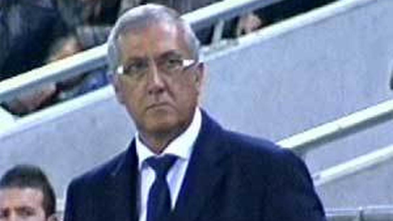 Manzano con su continuidad en el aire tras la derrota ante el Espanyol