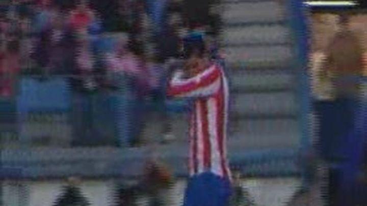 José Antonio Reyes, a un paso de su salida del Atlético de Madrid