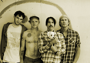 Red Hot Chili Peppers, de gira