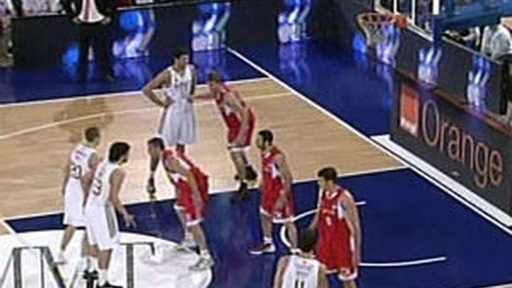 83-61. El Madrid se despide de la Caja Mágica con una clara victoria