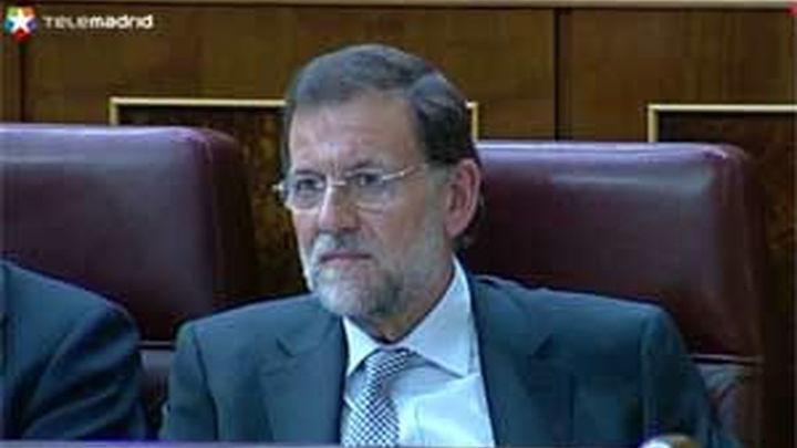 Rajoy convoca a la Nación a un esfuerzo de austeridad y diálogo