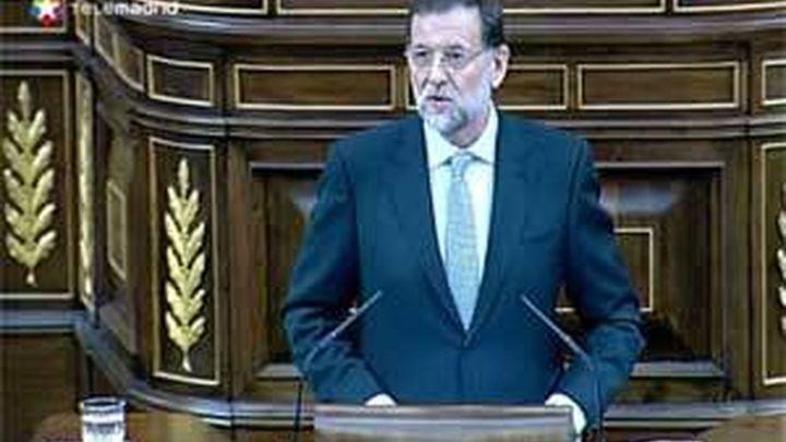 """Rajoy: """"Propongo concentrar todos los esfuerzos en la creación de empleo"""""""