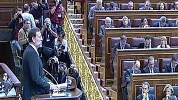 Rajoy anuncia un bachillerato de 3 años y plantea un Pacto por la Sanidad para mejorar en eficiencia