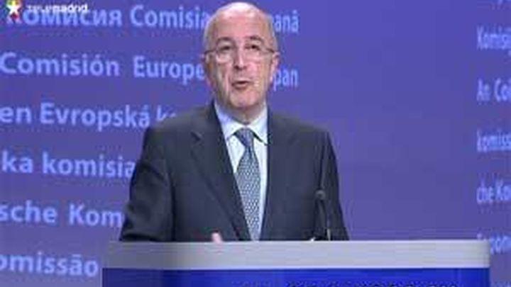 Almunia: los bancos españoles que pidan ayudas para activos inmobiliarios deben reestructurarse