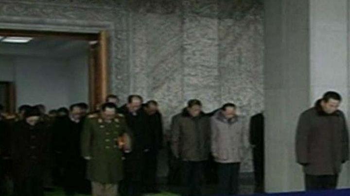 Pyongyang cierra con tres minutos de silencio los actos funerarios por Kim