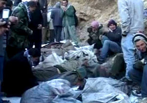 El bombardeo turco en la frontera con Irak mata a 40 personas