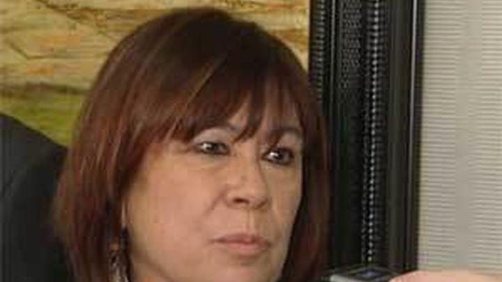 """Cristina Narbona sobre Blanco: """"Yo dimitiría"""""""