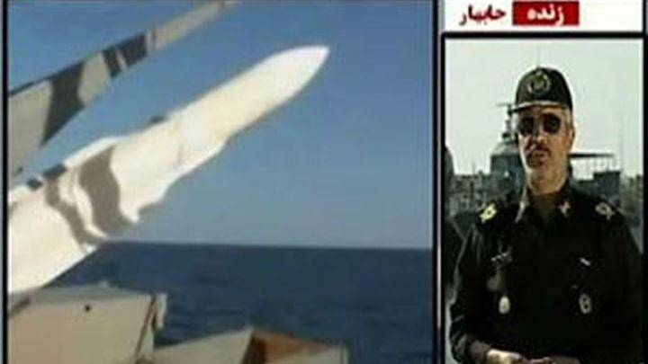Irán continúa con sus pruebas de misiles en el estrecho de Ormuz