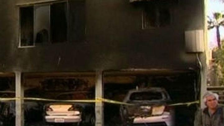 Acusan a un alemán de 24 años de provocar los 55  incendios declarados en Los Angeles