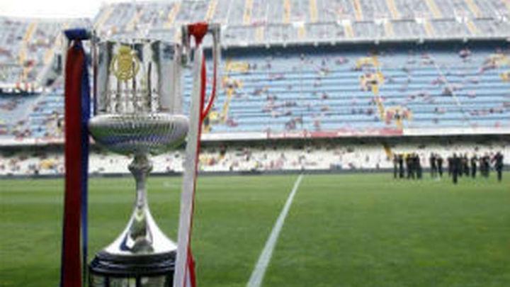 Sorteo Copa del Rey: Rayo-Tenerife, Rayo Majadahonda-Unión Adarve y Alcorcón-Cultural