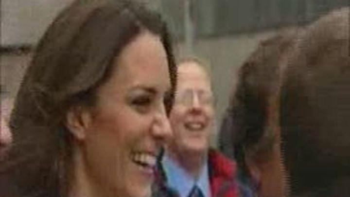 La duquesa de Cambridge cumple 30 años