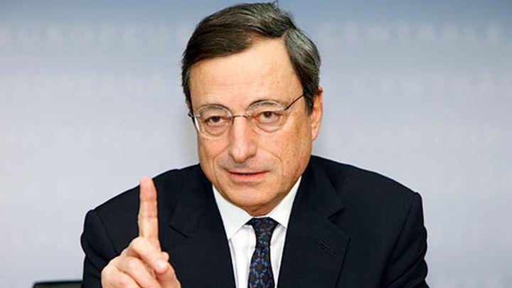 """El BCE asegura que aportará liquidez a los bancos """"solventes"""" cuando sea necesario"""