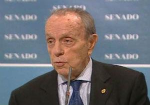 Fraga, figura clave en la historia de España y uno de los padres de la Constitución
