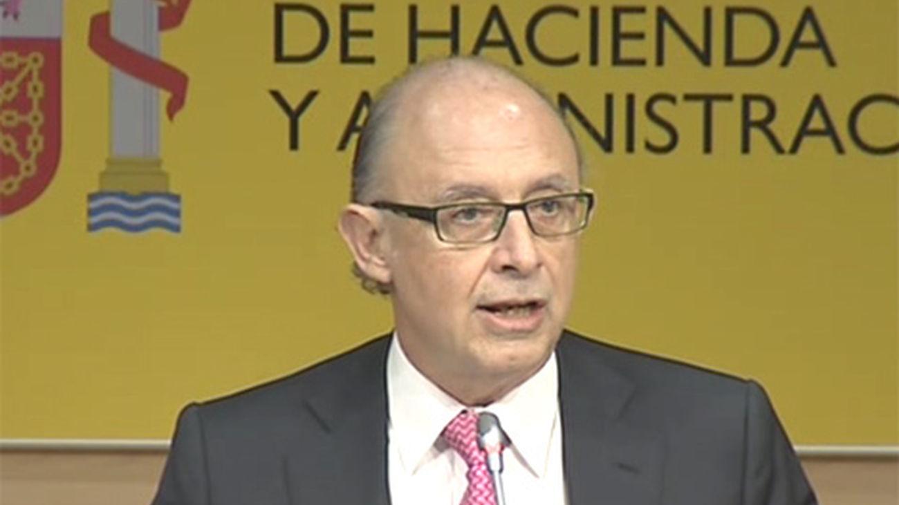 Hacienda sancionará a los altos cargos que incumplan la Ley de Estabilidad