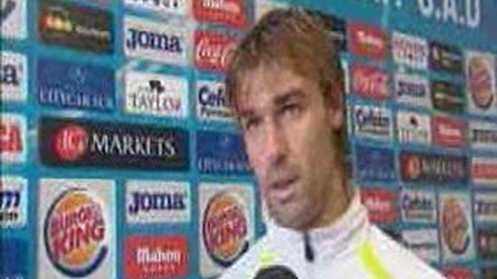 """Valera: """" El partido contra el Racing es importantísimo"""""""