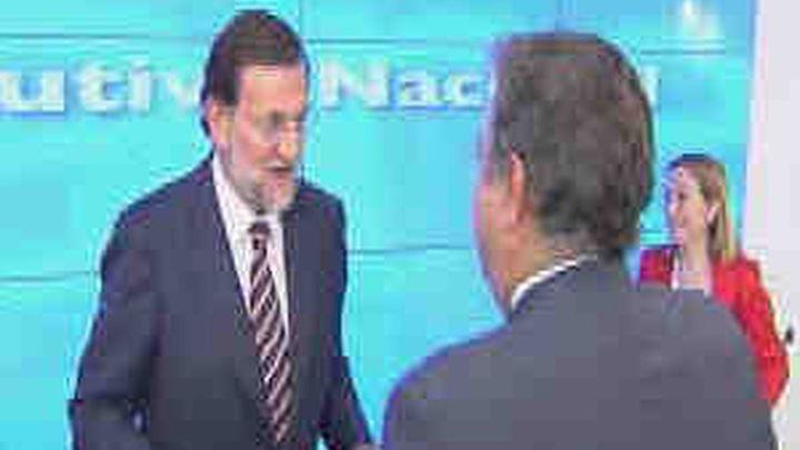 """Rajoy reitera que el cumplimiento de déficit es un objetivo """"irrenunciable"""""""