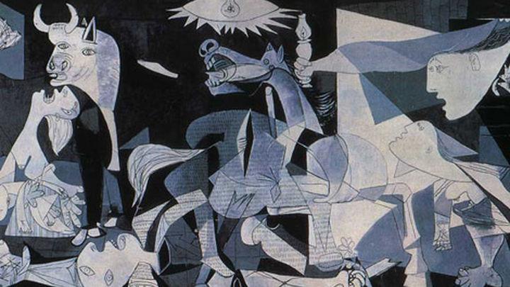 Un robot de última generación analizará el  Guernica al detalle durante seis meses