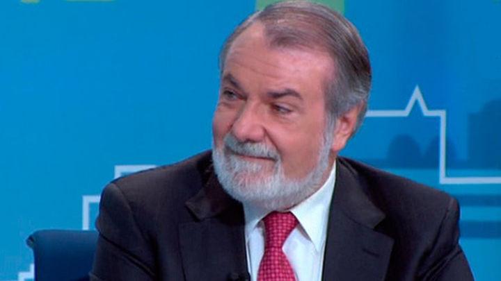 """Mayor Oreja: """"Otegi está en condiciones de ser el próximo lehendakari en las elecciones de 2013"""""""