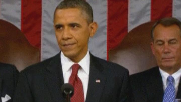 """Obama defiende su actuación para frenar la competencia """"desleal"""" de China en el comercio"""