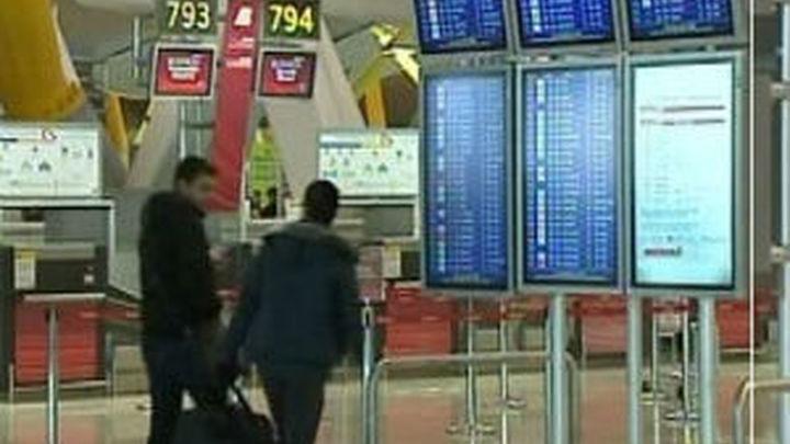 """""""Fluidez y normalidad"""" en Iberia en el séptimo día huelga, con 95 vuelos cancelados"""