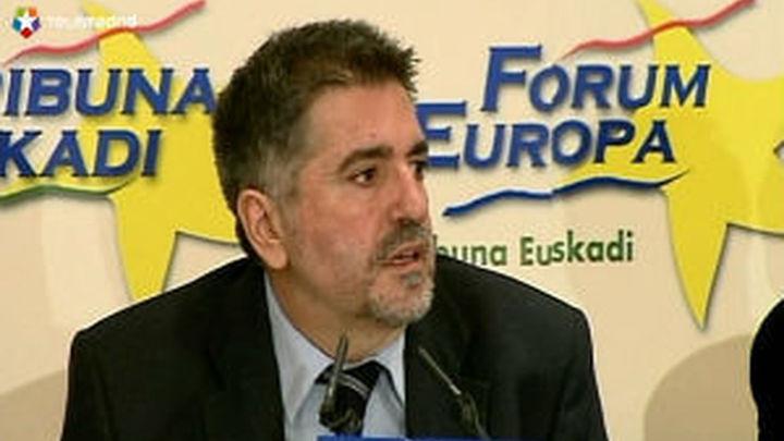 "Eguiguren aboga por una constitución vasca ""propia"""