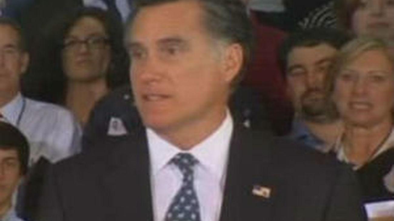 Romney  arrasa en Florida y vuelve a ser el favorito de los repúblicanos