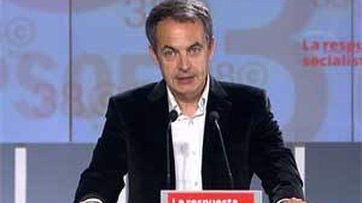 """Zapatero afirma que dio la cara contra la crisis y que la austeridad """"era inevitable"""""""
