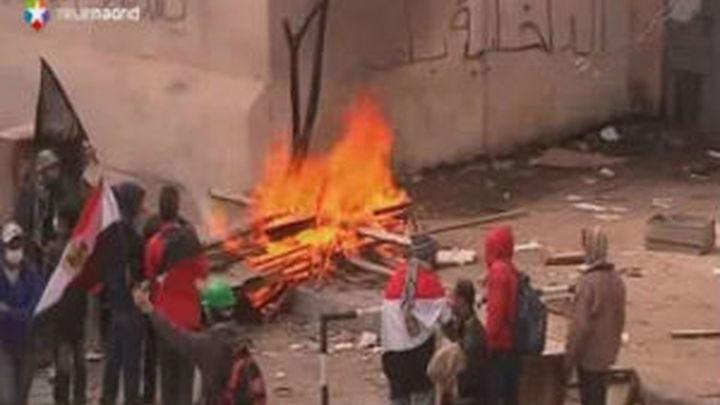 Cuatro muertos y unos 1.500 heridos en los disturbios de las últimas horas en El Cairo