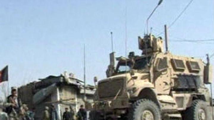 40 talibanes y 16 miembros del EI muertos en ataque con drones en Afganistán