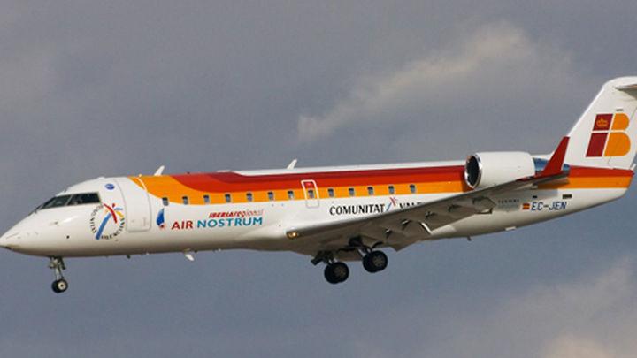Air Nostrum presenta un ERTE que afectará a sus 1.800 trabajadores durante dos años