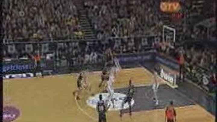 Grave derrota del Real Madrid de baloncesto en Bilbao (93-69)
